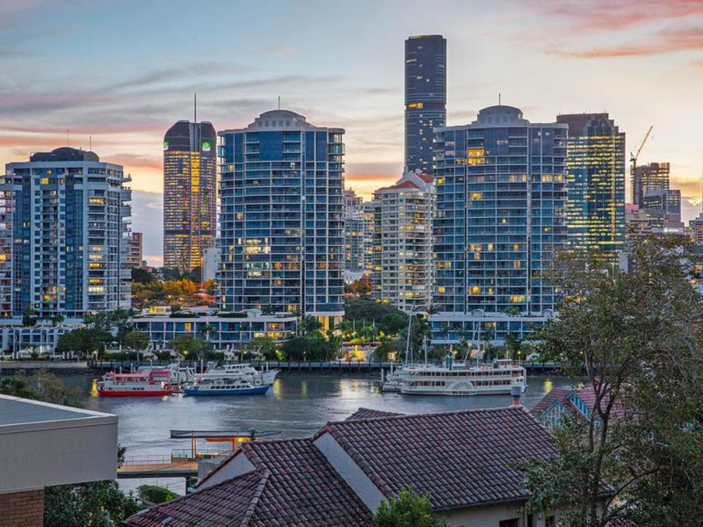 Brisbane's richest suburbs