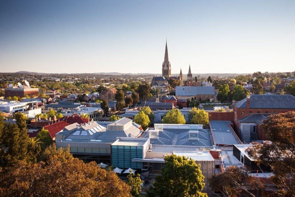 regional Victoria